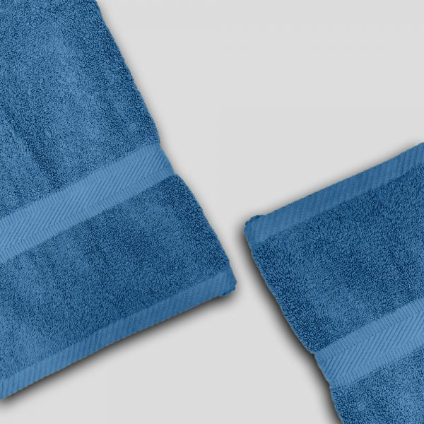 Softsiesta Zoom Towel Blue