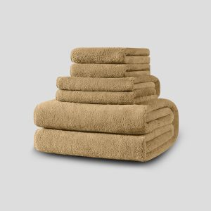 Towel Stack Beige