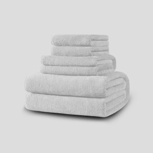 Towel Stack White