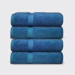Bath Towel Blue