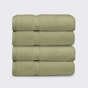Sage Green Bath Towel