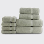 Set of 8 Sage Green